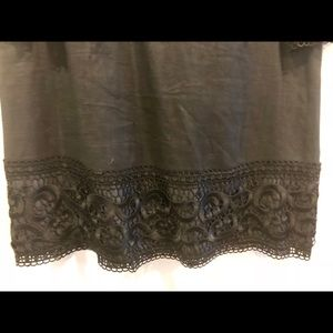 Miguelina Dresses - Gorgeous LBD with lace details in EUC (never worn)